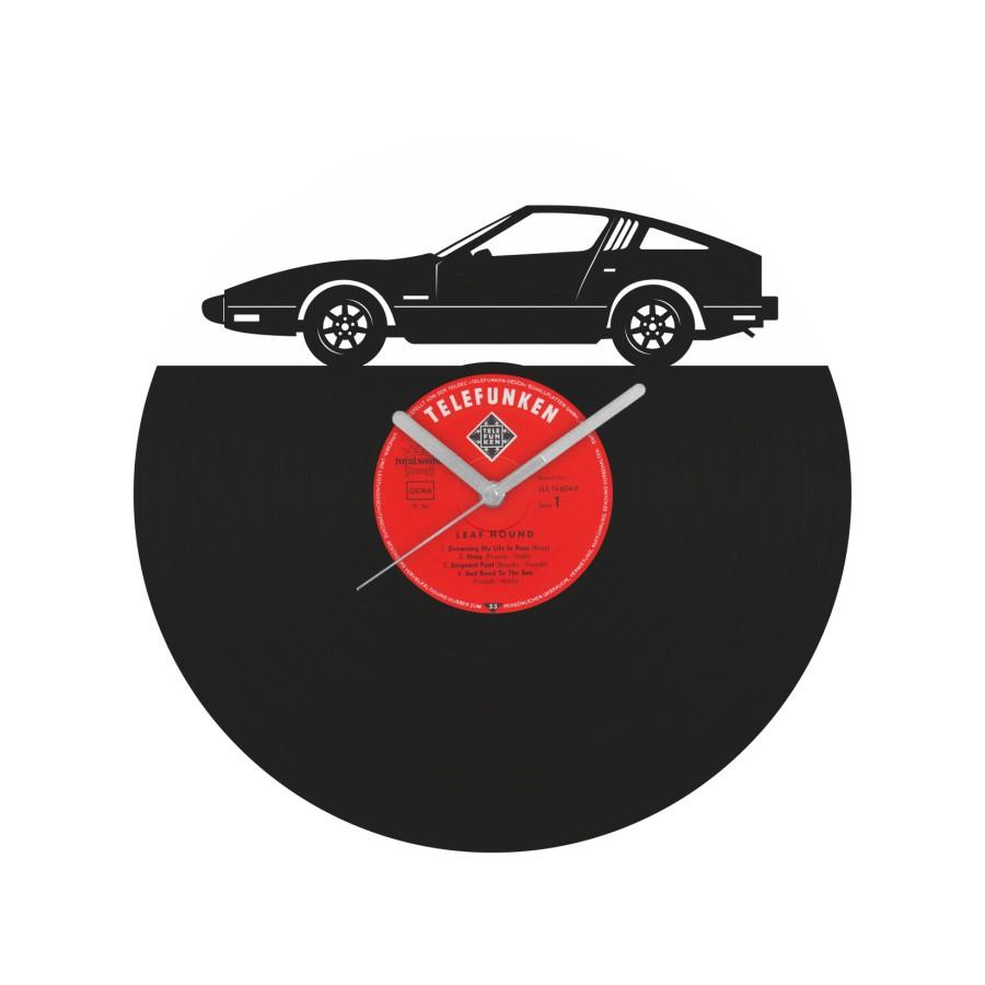 Bricklin SV-1 Vinyl Record Wall Clock