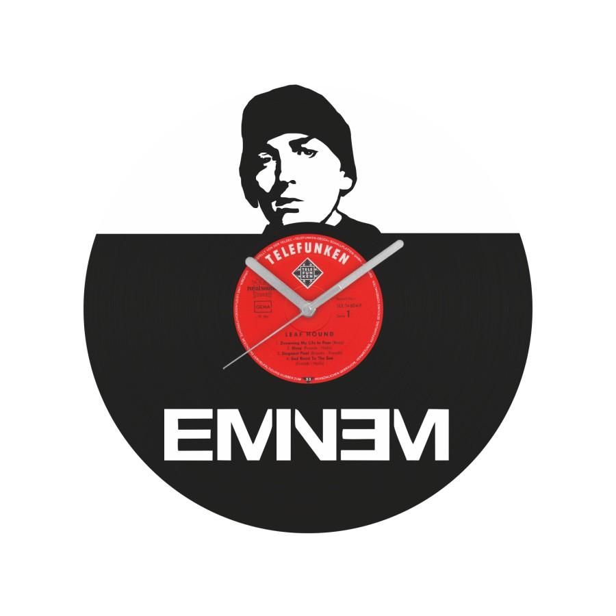 Eminem Vinyl Record Wall Clock