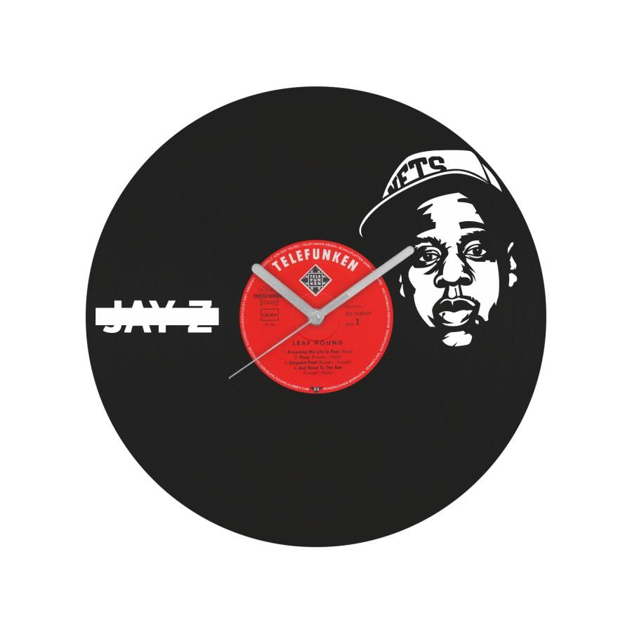 Jay Z Vinyl Record Wall Clock