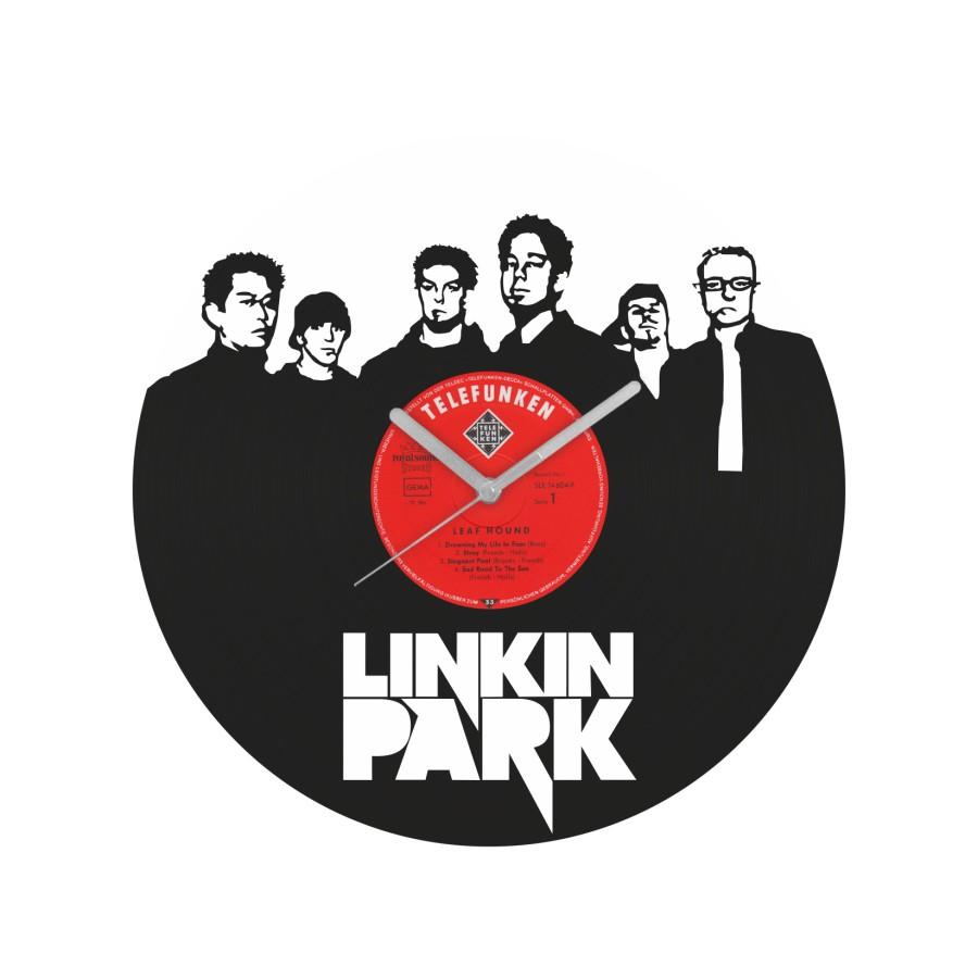 Linkin Park Vinyl Record Wall Clock