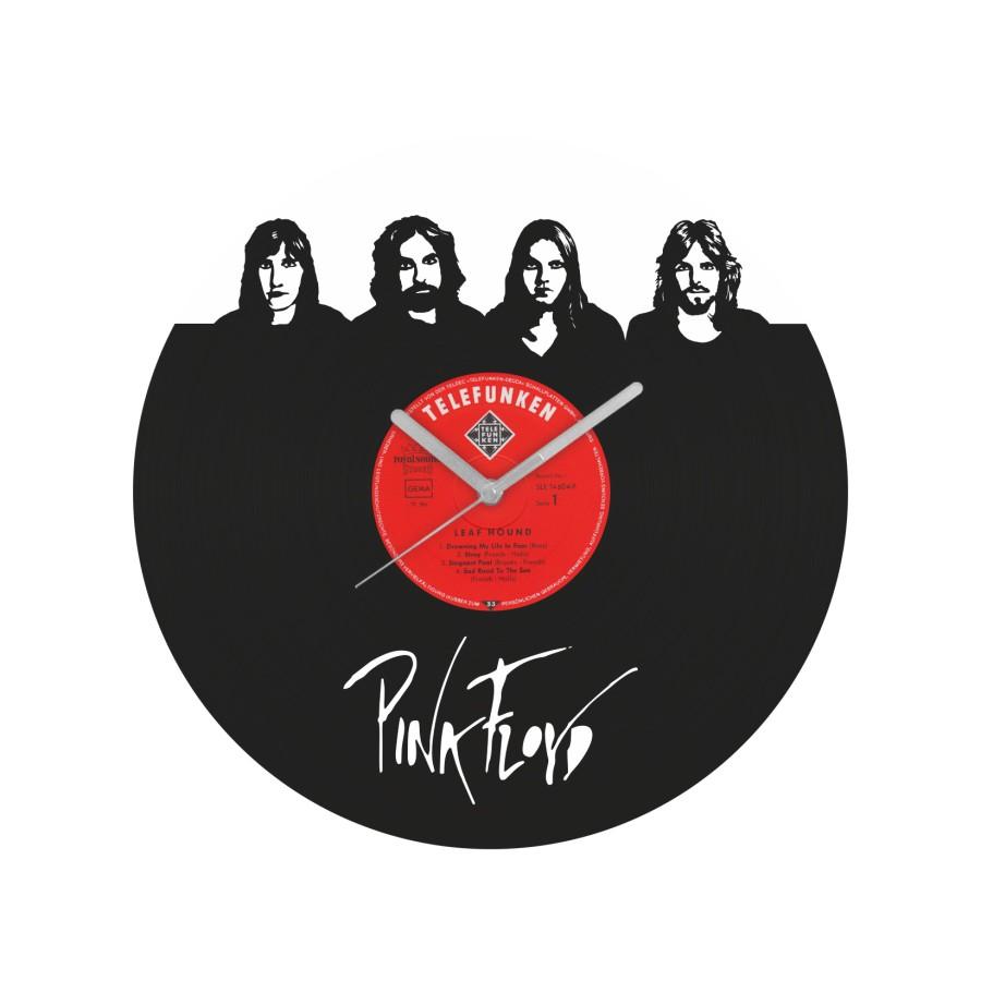 Pink Floyd v2 Vinyl Record Wall Clock