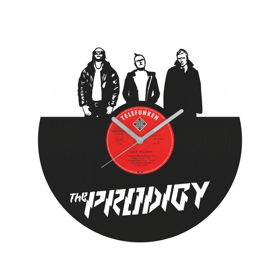 The Prodigy Vinyl Record Wall Clock