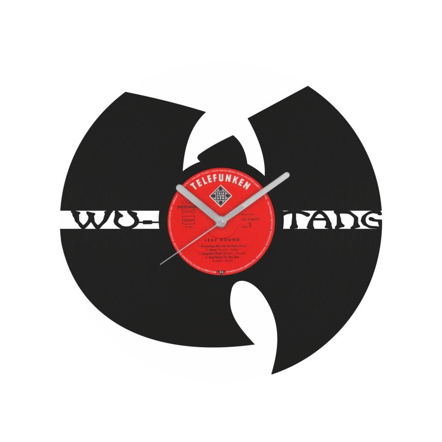 Wu-Tang Clan v2 Vinyl Record Wall Clock